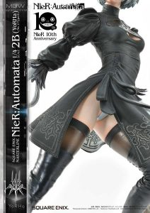 SQUARE ENIX MASTERLINE NieR Automata YoRHa No.2 Type B 2B by Prime1Studio 11 MyGrailWatch Anime Figure Guide