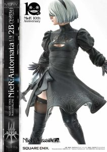 SQUARE ENIX MASTERLINE NieR Automata YoRHa No.2 Type B 2B by Prime1Studio 13 MyGrailWatch Anime Figure Guide