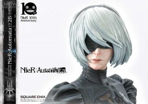 SQUARE ENIX MASTERLINE NieR Automata YoRHa No.2 Type B 2B by Prime1Studio 14 MyGrailWatch Anime Figure Guide