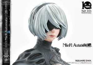 SQUARE ENIX MASTERLINE NieR Automata YoRHa No.2 Type B 2B by Prime1Studio 15 MyGrailWatch Anime Figure Guide