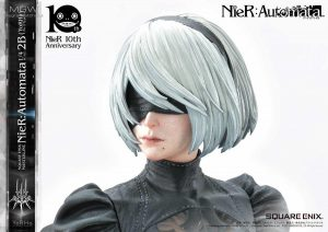 SQUARE ENIX MASTERLINE NieR Automata YoRHa No.2 Type B 2B by Prime1Studio 16 MyGrailWatch Anime Figure Guide