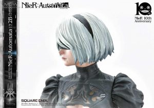 SQUARE ENIX MASTERLINE NieR Automata YoRHa No.2 Type B 2B by Prime1Studio 17 MyGrailWatch Anime Figure Guide