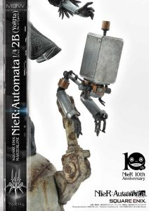 SQUARE ENIX MASTERLINE NieR Automata YoRHa No.2 Type B 2B by Prime1Studio 18 MyGrailWatch Anime Figure Guide