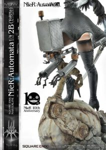 SQUARE ENIX MASTERLINE NieR Automata YoRHa No.2 Type B 2B by Prime1Studio 19 MyGrailWatch Anime Figure Guide