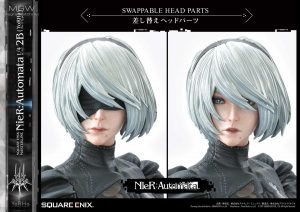 SQUARE ENIX MASTERLINE NieR Automata YoRHa No.2 Type B 2B by Prime1Studio 2 MyGrailWatch Anime Figure Guide