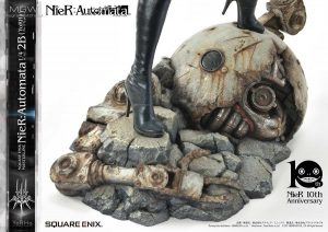 SQUARE ENIX MASTERLINE NieR Automata YoRHa No.2 Type B 2B by Prime1Studio 21 MyGrailWatch Anime Figure Guide