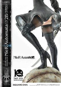 SQUARE ENIX MASTERLINE NieR Automata YoRHa No.2 Type B 2B by Prime1Studio 22 MyGrailWatch Anime Figure Guide