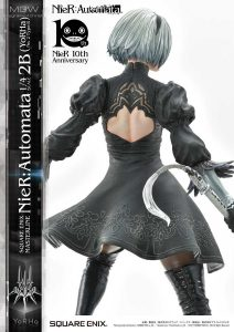 SQUARE ENIX MASTERLINE NieR Automata YoRHa No.2 Type B 2B by Prime1Studio 23 MyGrailWatch Anime Figure Guide