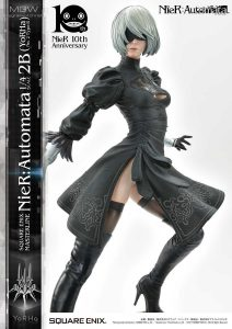 SQUARE ENIX MASTERLINE NieR Automata YoRHa No.2 Type B 2B by Prime1Studio 24 MyGrailWatch Anime Figure Guide