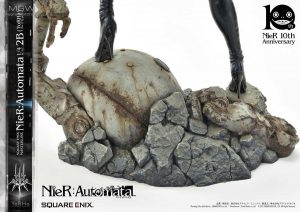 SQUARE ENIX MASTERLINE NieR Automata YoRHa No.2 Type B 2B by Prime1Studio 26 MyGrailWatch Anime Figure Guide
