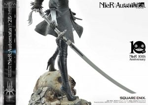 SQUARE ENIX MASTERLINE NieR Automata YoRHa No.2 Type B 2B by Prime1Studio 29 MyGrailWatch Anime Figure Guide