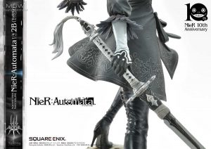 SQUARE ENIX MASTERLINE NieR Automata YoRHa No.2 Type B 2B by Prime1Studio 30 MyGrailWatch Anime Figure Guide