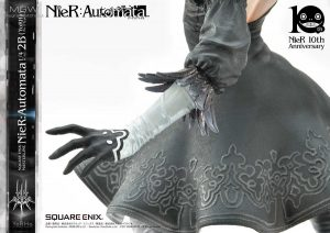 SQUARE ENIX MASTERLINE NieR Automata YoRHa No.2 Type B 2B by Prime1Studio 31 MyGrailWatch Anime Figure Guide