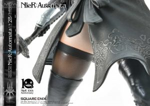 SQUARE ENIX MASTERLINE NieR Automata YoRHa No.2 Type B 2B by Prime1Studio 32 MyGrailWatch Anime Figure Guide