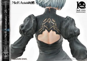SQUARE ENIX MASTERLINE NieR Automata YoRHa No.2 Type B 2B by Prime1Studio 35 MyGrailWatch Anime Figure Guide