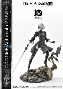 SQUARE ENIX MASTERLINE NieR Automata YoRHa No.2 Type B 2B by Prime1Studio 4 MyGrailWatch Anime Figure Guide