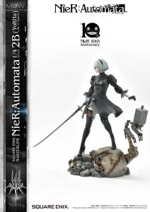 SQUARE ENIX MASTERLINE NieR Automata YoRHa No.2 Type B 2B by Prime1Studio 5 MyGrailWatch Anime Figure Guide
