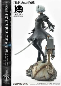 SQUARE ENIX MASTERLINE NieR Automata YoRHa No.2 Type B 2B by Prime1Studio 6 MyGrailWatch Anime Figure Guide