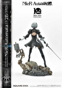 SQUARE ENIX MASTERLINE NieR Automata YoRHa No.2 Type B 2B by Prime1Studio 8 MyGrailWatch Anime Figure Guide