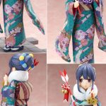 Shima Rin Furisode by FuRyu from Yuru Camp MyGrailWatch Anime Figure Guide