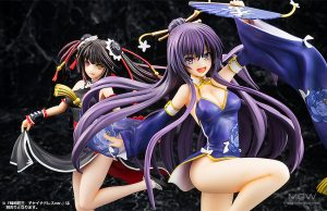 Yatogami Tohka China Dress Ver. by Chara Ani from Date A Live 7 MyGrailWatch Anime Figure Guide