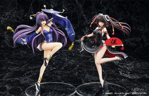 Yatogami Tohka China Dress Ver. by Chara Ani from Date A Live 8 MyGrailWatch Anime Figure Guide