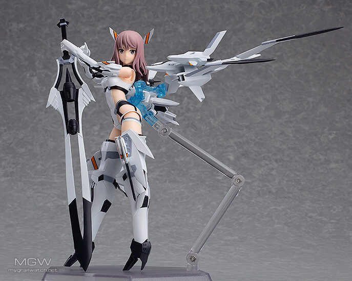 figma Yotsuya Yumi by Max Factory from Alice Gear Aegis 6 MyGrailWatch Anime Figure Guide