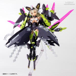 Asra Tamamo no Mae from Megami Device by Kotobukiya 5 MyGrailWatch Anime Figure Guide