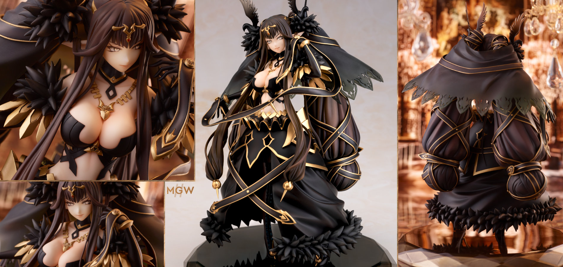 Assassin Semiramis by Phat from Fate Grand Order