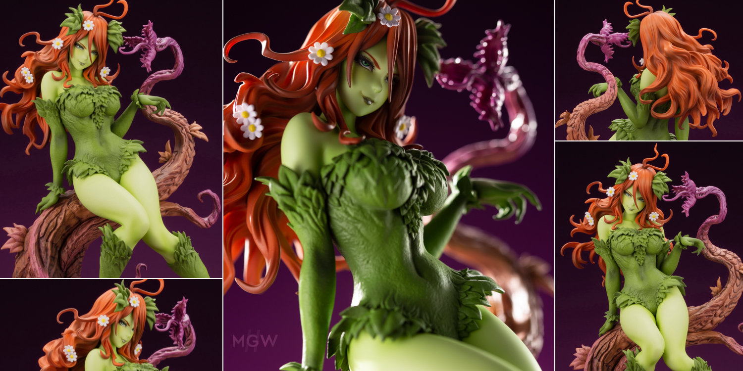 DC COMICS Bishoujo Poison Ivy Returns Limited Edition by Kotobukiya