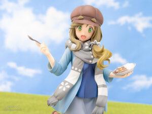 Inuyama Aoi by WING from Yuru Camp 8 MyGrailWatch Anime Figure Guide