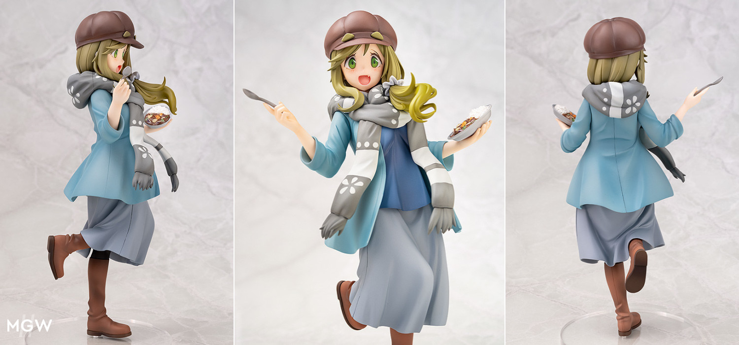 Inuyama Aoi by WING from Yuru Camp MyGrailWatch Anime Figure Guide