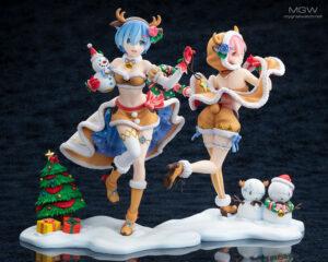 KDcolle Ram Rem Reindeer Set by KADOKAWA from ReZERO Starting Life in Another World 3 MyGrailWatch Anime Figure Guide