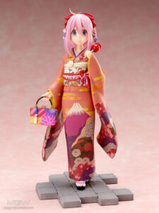 Kagamihara Nadeshiko Furisode by FuRyu from Yuru Camp 1 MyGrailWatch Anime Figure Guide