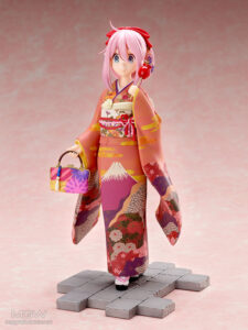 Kagamihara Nadeshiko Furisode by FuRyu from Yuru Camp 2 MyGrailWatch Anime Figure Guide