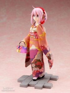 Kagamihara Nadeshiko Furisode by FuRyu from Yuru Camp 3 MyGrailWatch Anime Figure Guide