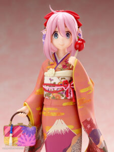 Kagamihara Nadeshiko Furisode by FuRyu from Yuru Camp 4 MyGrailWatch Anime Figure Guide