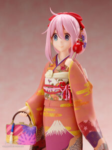 Kagamihara Nadeshiko Furisode by FuRyu from Yuru Camp 5 MyGrailWatch Anime Figure Guide