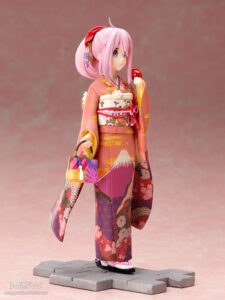Kagamihara Nadeshiko Furisode by FuRyu from Yuru Camp 6 MyGrailWatch Anime Figure Guide