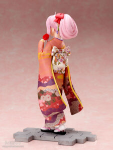 Kagamihara Nadeshiko Furisode by FuRyu from Yuru Camp 7 MyGrailWatch Anime Figure Guide
