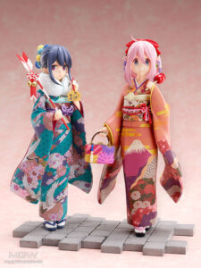 Kagamihara Nadeshiko Furisode by FuRyu from Yuru Camp 8 MyGrailWatch Anime Figure Guide