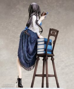 Literature Girl by native based on illustration by Mikoto Akemi 3 MyGrailWatch Anime Figure Guide