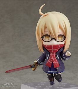 Nendoroid Berserker Mysterious Heroine X Alter by Good Smile Company from Fate Grand Order 1 MyGrailWatch Anime Figure Guide