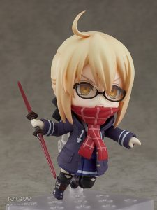 Nendoroid Berserker Mysterious Heroine X Alter by Good Smile Company from Fate Grand Order 2 MyGrailWatch Anime Figure Guide