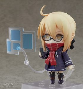 Nendoroid Berserker Mysterious Heroine X Alter by Good Smile Company from Fate Grand Order 4 MyGrailWatch Anime Figure Guide