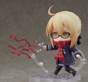 Nendoroid Berserker Mysterious Heroine X Alter by Good Smile Company from Fate Grand Order 5 MyGrailWatch Anime Figure Guide
