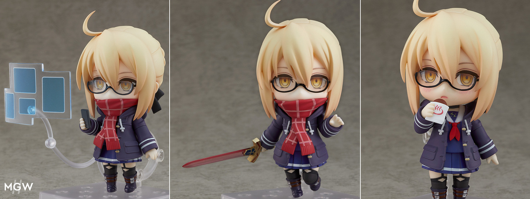 Nendoroid Berserker Mysterious Heroine X Alter by Good Smile Company from Fate Grand Order MyGrailWatch Anime Figure Guide