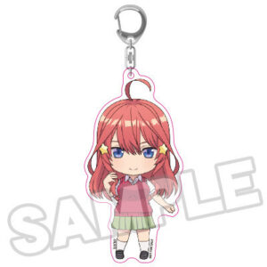 Nendoroid Nakano Itsuki by Good Smile Company from The Quintessential Quintuplets 6 MyGrailWatch Anime Figure Guide