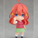 Nendoroid Nakano Itsuki by Good Smile Company from The Quintessential Quintuplets MyGrailWatch Anime Figure Guide
