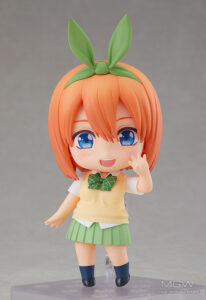 Nendoroid Nakano Yotsuba by Good Smile Company from The Quintessential Quintuplets 1 MyGrailWatch Anime Figure Guide
